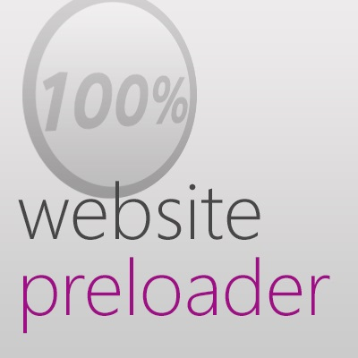 Website Preloader Joomla Plugin